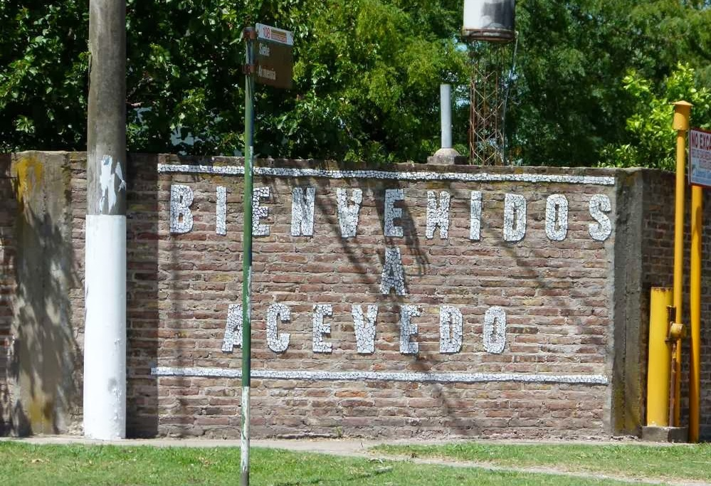 Los vecinos de la localidad de Acevedo se encuentran preocupados por diferentes hechos de inseguridad. El último fin de semana ingresaron en una vivienda y robaron 350 mil pesos mientras los dueños no se encontraban.