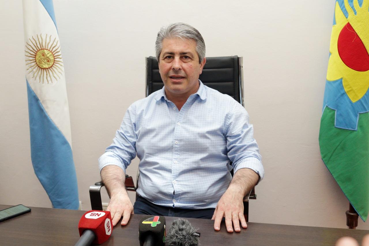 Martínez fue reelecto como intendente y adjudicó el triunfo a su equipo de trabajo
