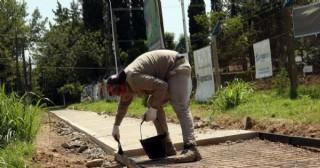 Pergamino on fire: arrancó el verano y arrancan los trabajos en el Circuito Aeróbico Parque San Martín
