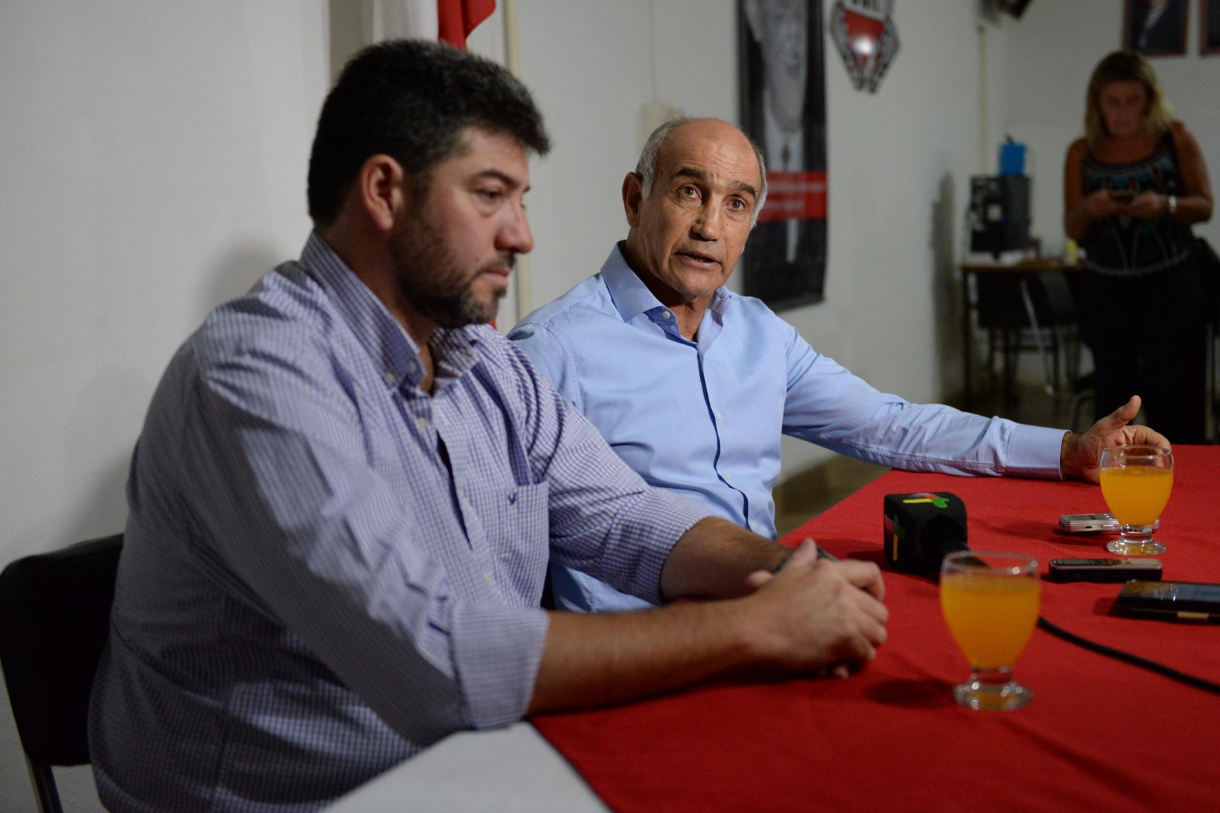 """El 28 de octubre habrá elecciones dentro de la Unión Cívica Radical. Por un lado, el conocido Héctor María """"Chachi"""" Gutierrez y por otro Diego Basanta, con el respaldo de Juan Manuel Batallanez."""