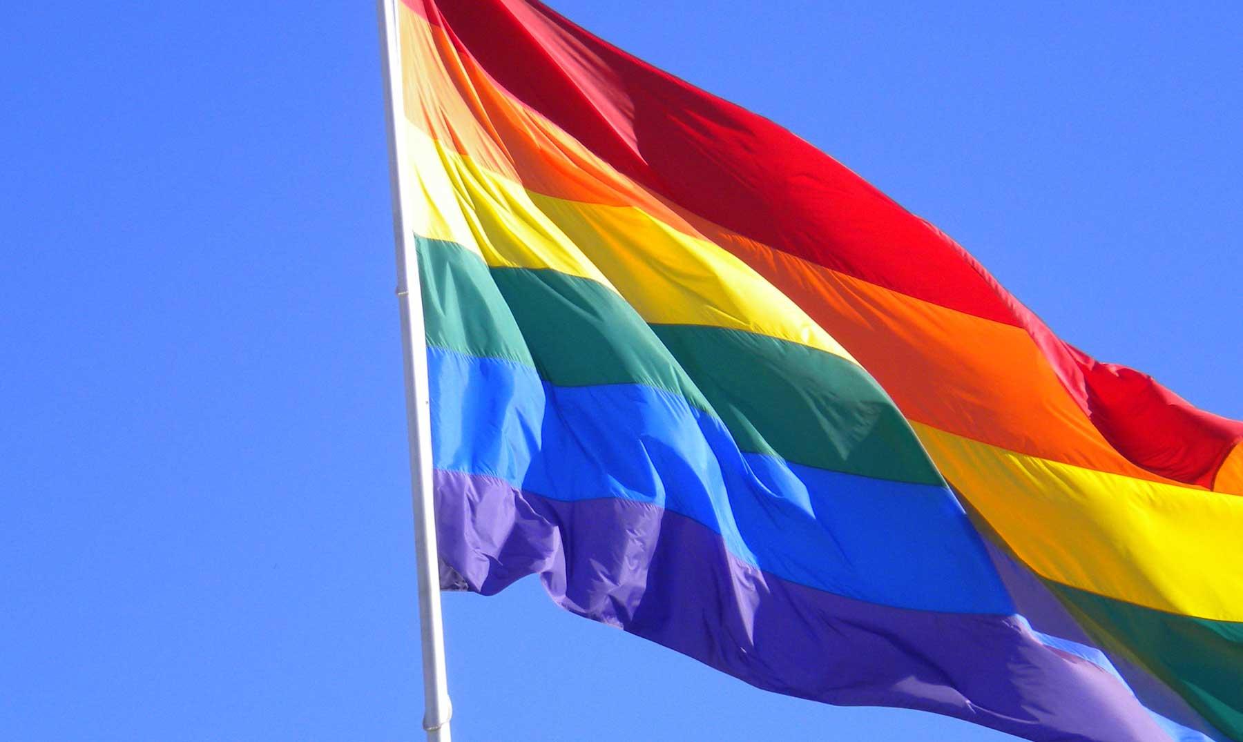 Segunda marcha del orgullo LGBT en Pergamino