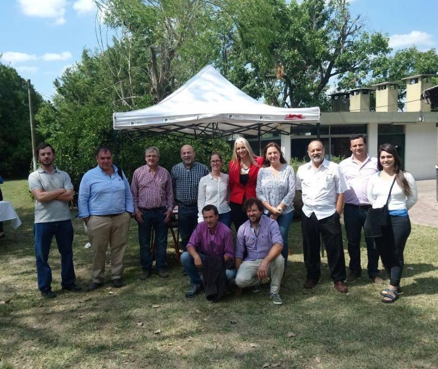 El viernes 23 de marzo de 2018, en el quincho del INTA Pergamino, se llevó a cabo la 1ª Jornada de Producción Porcina organizada por la Mesa de Acuerdo para la Inocuidad, Seguridad y Soberanía Alimentaria del Partido de Pergamino, conformada por el Municipio de Pergamino, el Ministerio de Agroindustria de la Nación, el SENASA, el INTA, la Región Sanitaria IV de la Provincia de Buenos Aires, el Colegio de Veterinarios de la Provincia de Buenos Aires y el Círculo de Veterinarios de Pergamino.