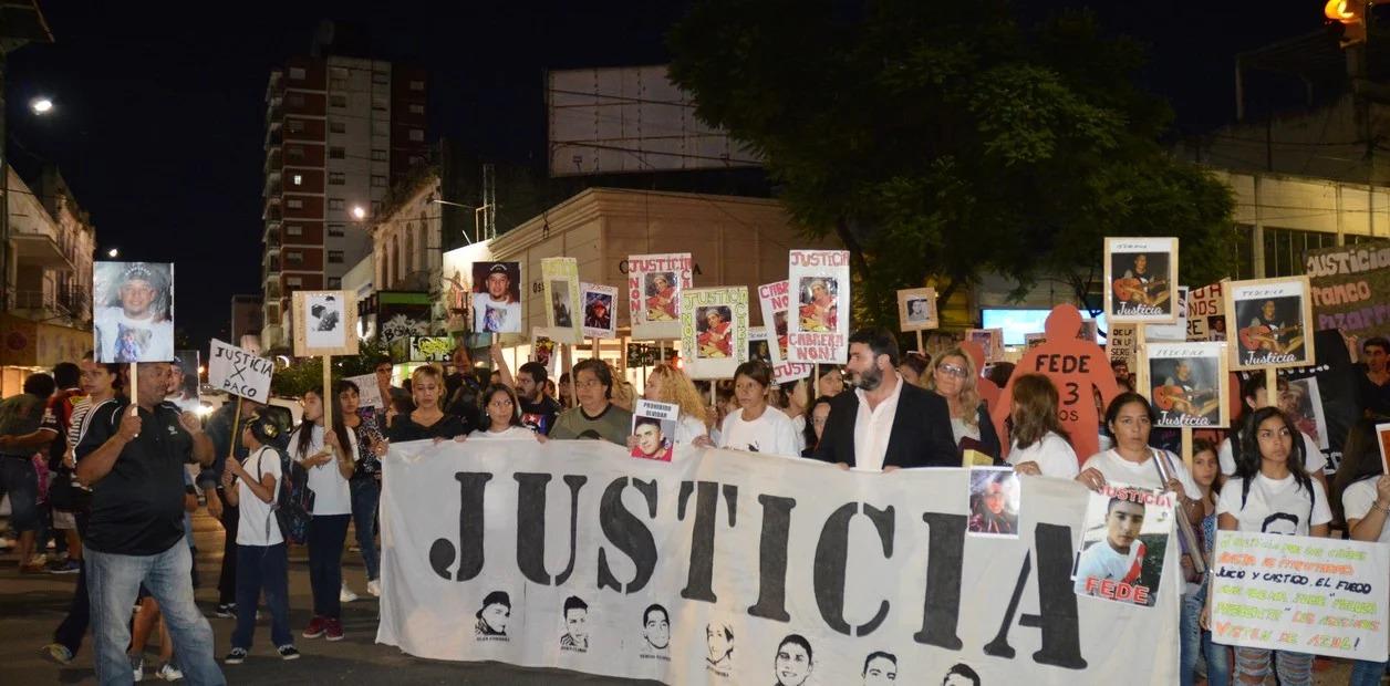El fiscal pidió entre 9 y 15 años para los seis policías acusados de dejar morir a siete presos