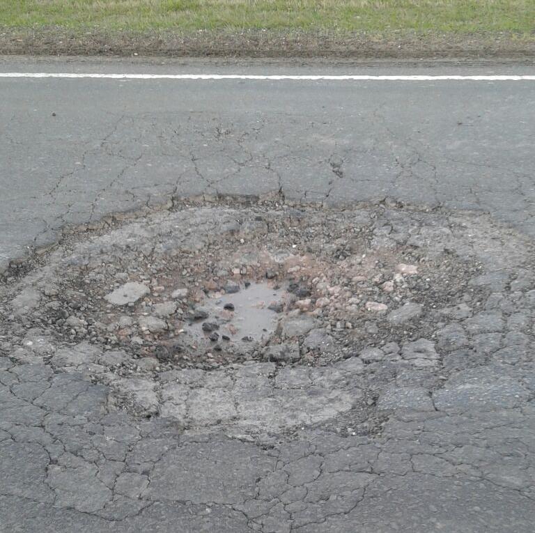 Aumentan las quejas por la transitabilidad en la Ruta N°188. La carretera en cuestión atraviesa la ciudad de Pergamino y es utilizada a diario por vecinos que trabajan en Rojas o Junín.