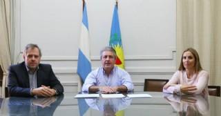 Martínez decretó nuevo horario comercial: De 8 a 17 horas