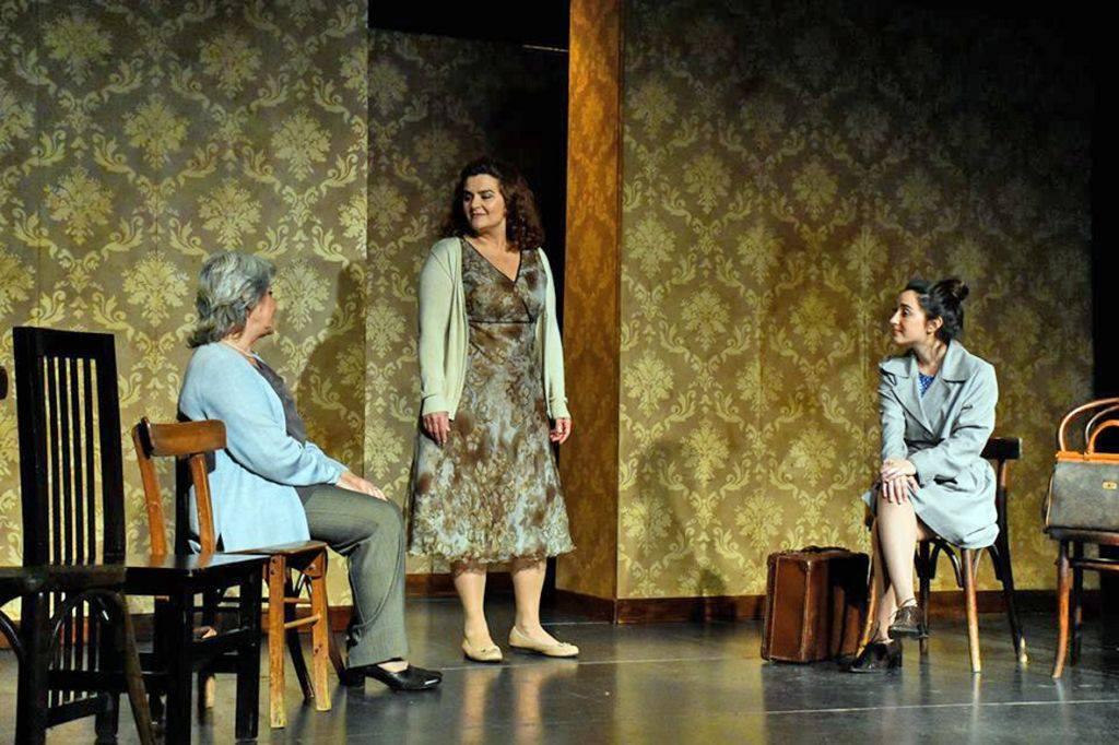 """Este fin de semana se llevarán a cabo las últimas funciones de la obra """"De Profesión Maternal"""", que se dio en el marco del Plan Federal del Teatro Nacional Cervantes."""