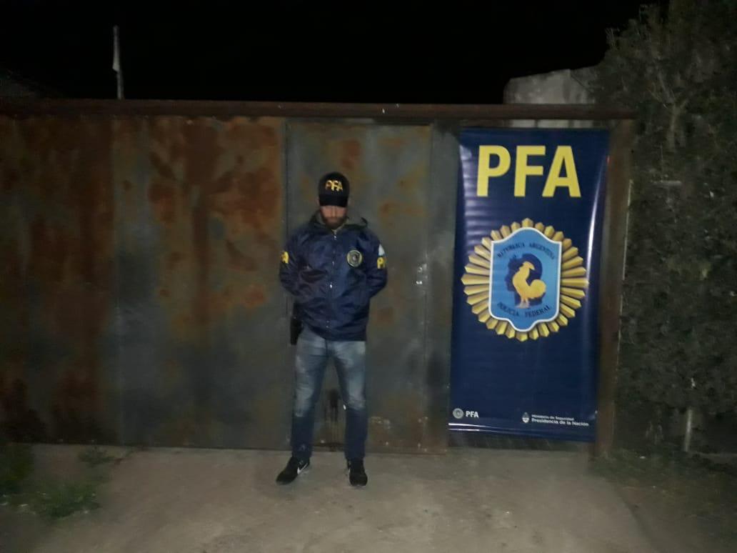 Allanamientos y detenidos en Rojas por narcomenudeo