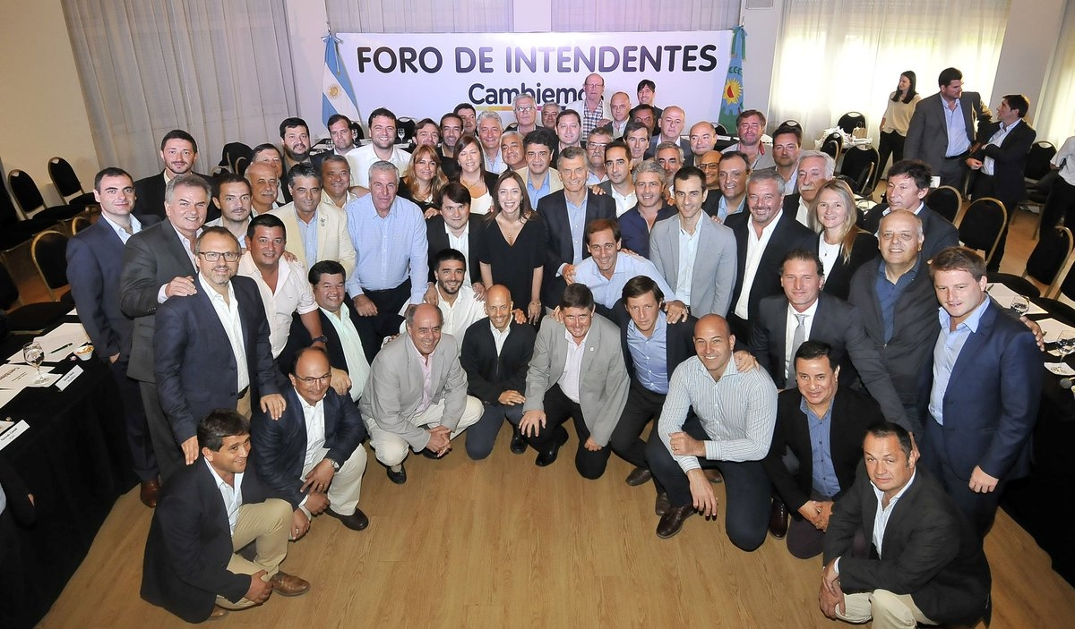 Se llevó a cabo en el Club Atlético Banco Provincia, en Vicente López el Foro de Intendente de Cambiemos. El encuentro estuvo liderado por el presidente Mauricio Macri y la gobernadora María Eugenia Vidal.