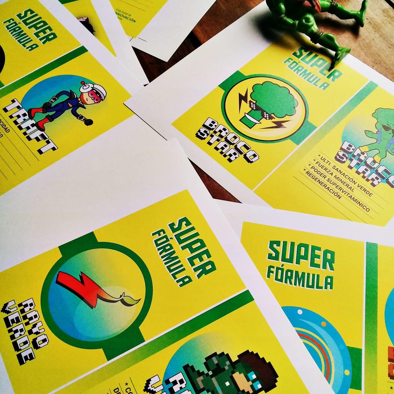 Club Social de Innovación: Los chicos fabricaron creativos portasueros para el área de Pediatría