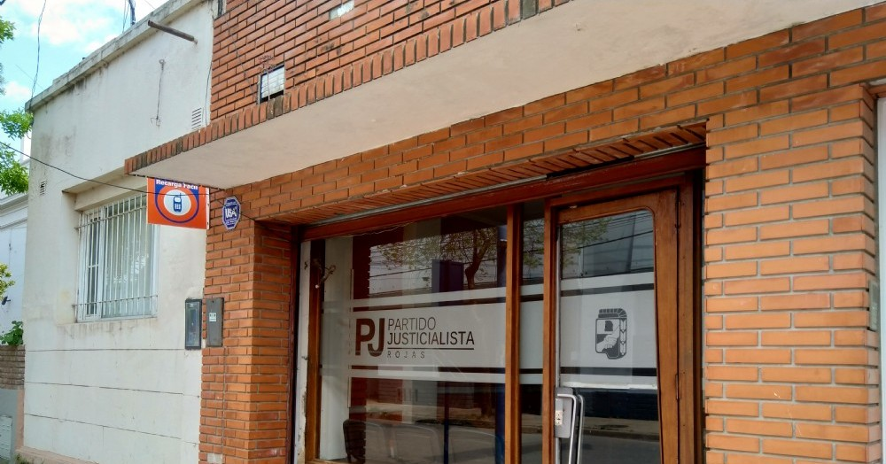 El PJ de Rojas convoca a una reunión de exconcejales y funcionarios peronistas