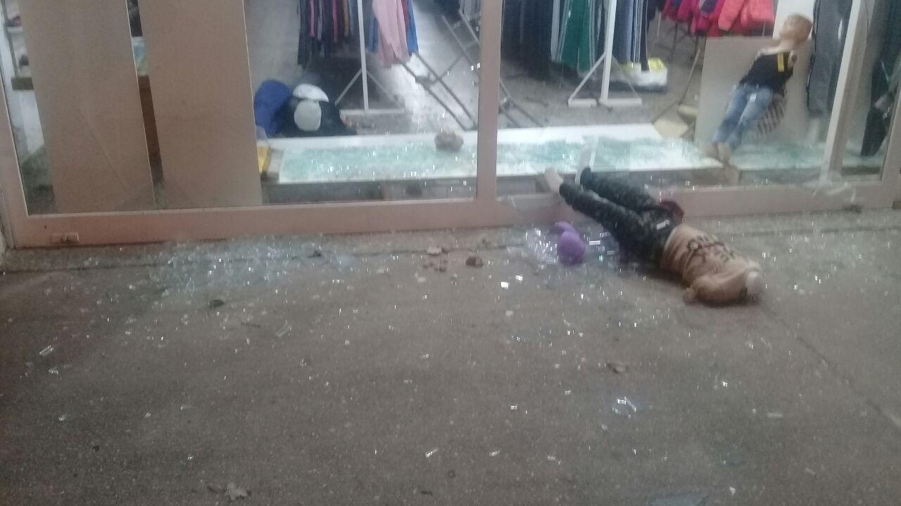 Una tienda de ropa de Pergamino fue saqueada por segunda vez en menos de 24 horas.