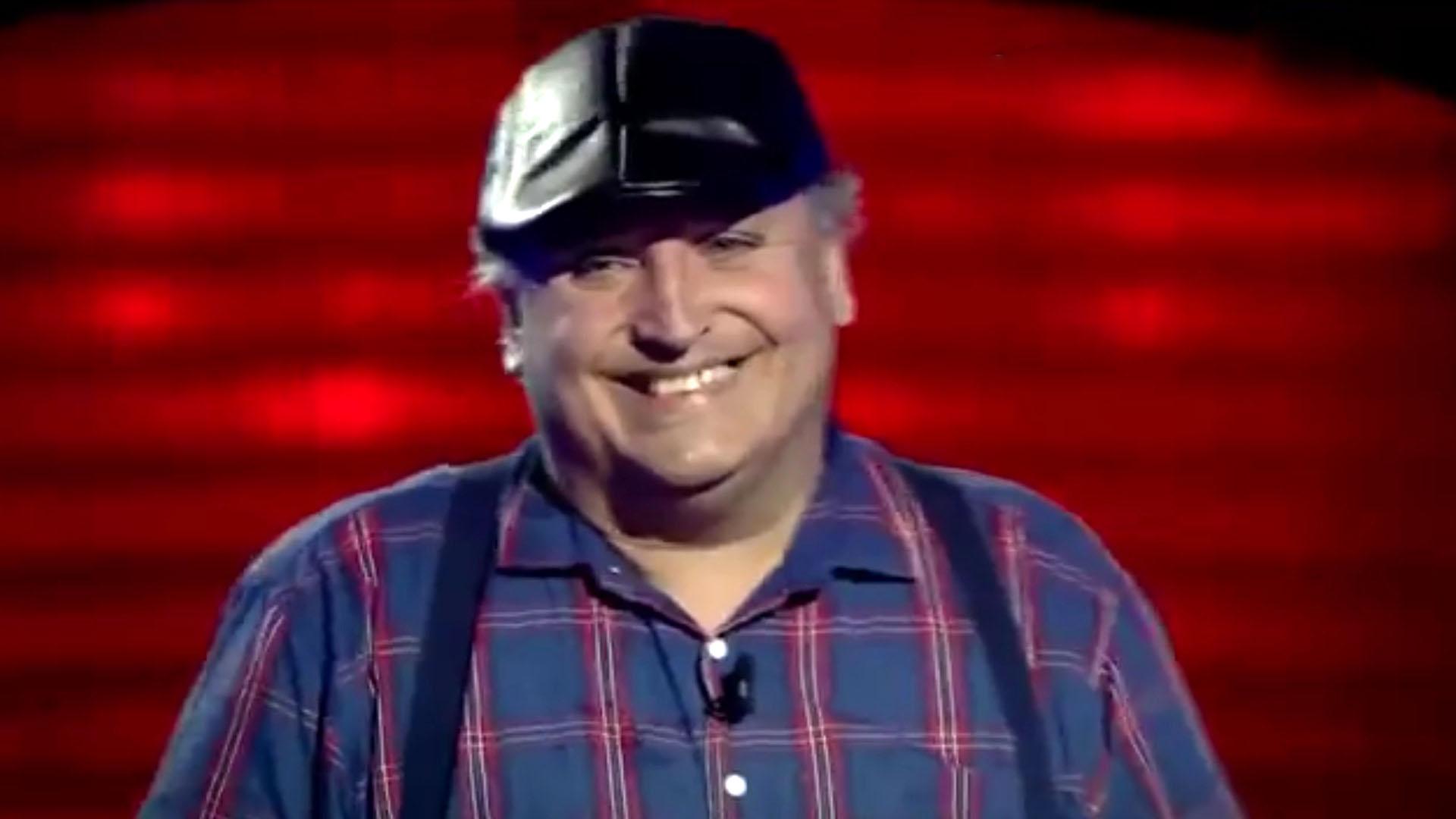 Pablo Carrasco, el elegido de la gente