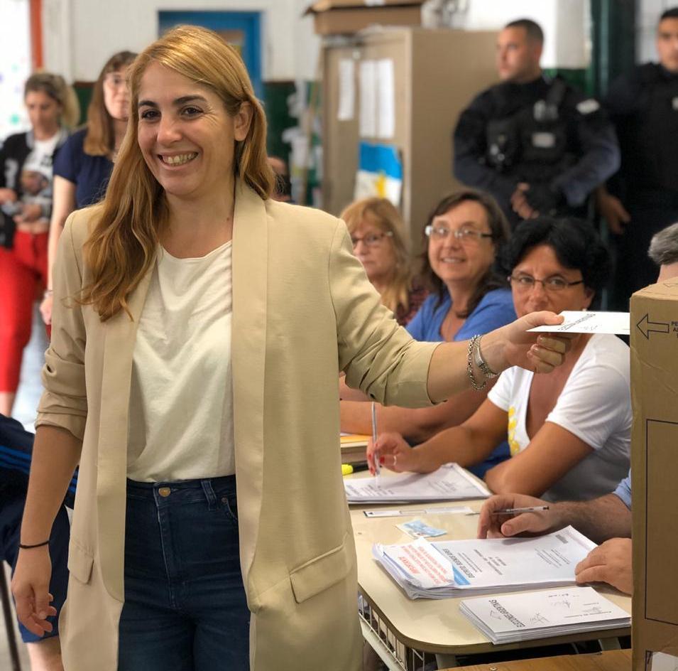 """Ball Lima: """"Es muy fuerte decir que puedo llegar a ser la primera intendenta de la ciudad"""""""