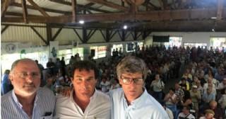 Se avecina un paro: se realizó una reunión de agropecuarios en Pergamino