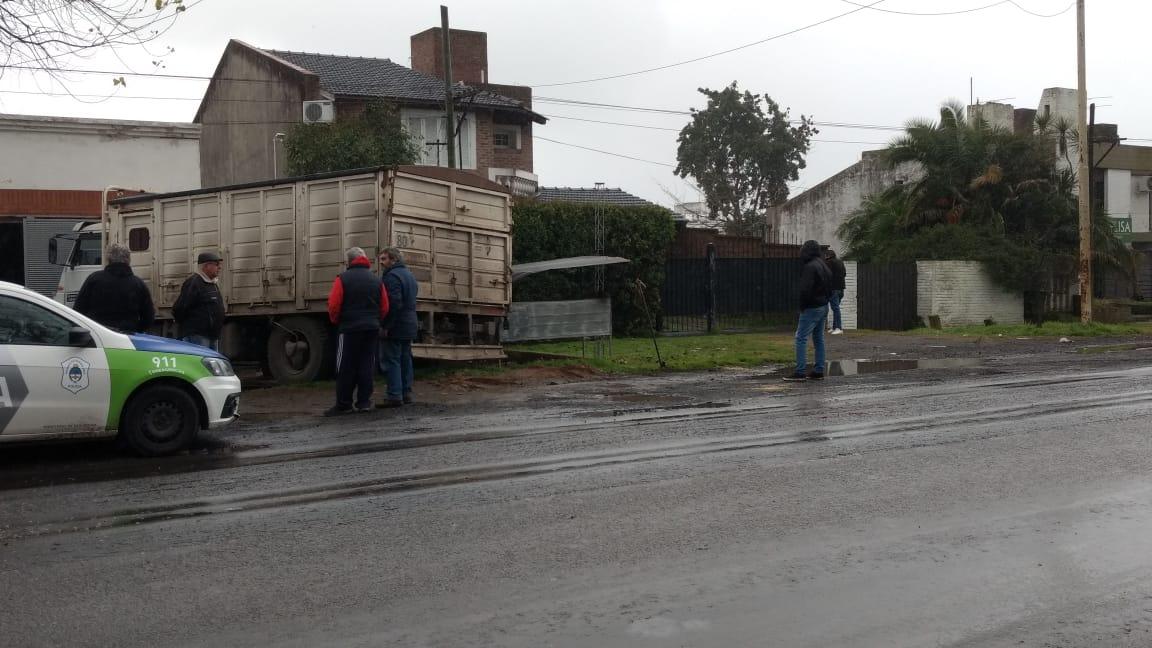 Estos últimos días se sucedieron un par de accidentes en esa calzada, a pocos kilómetros de la ciudad de Pergamino.