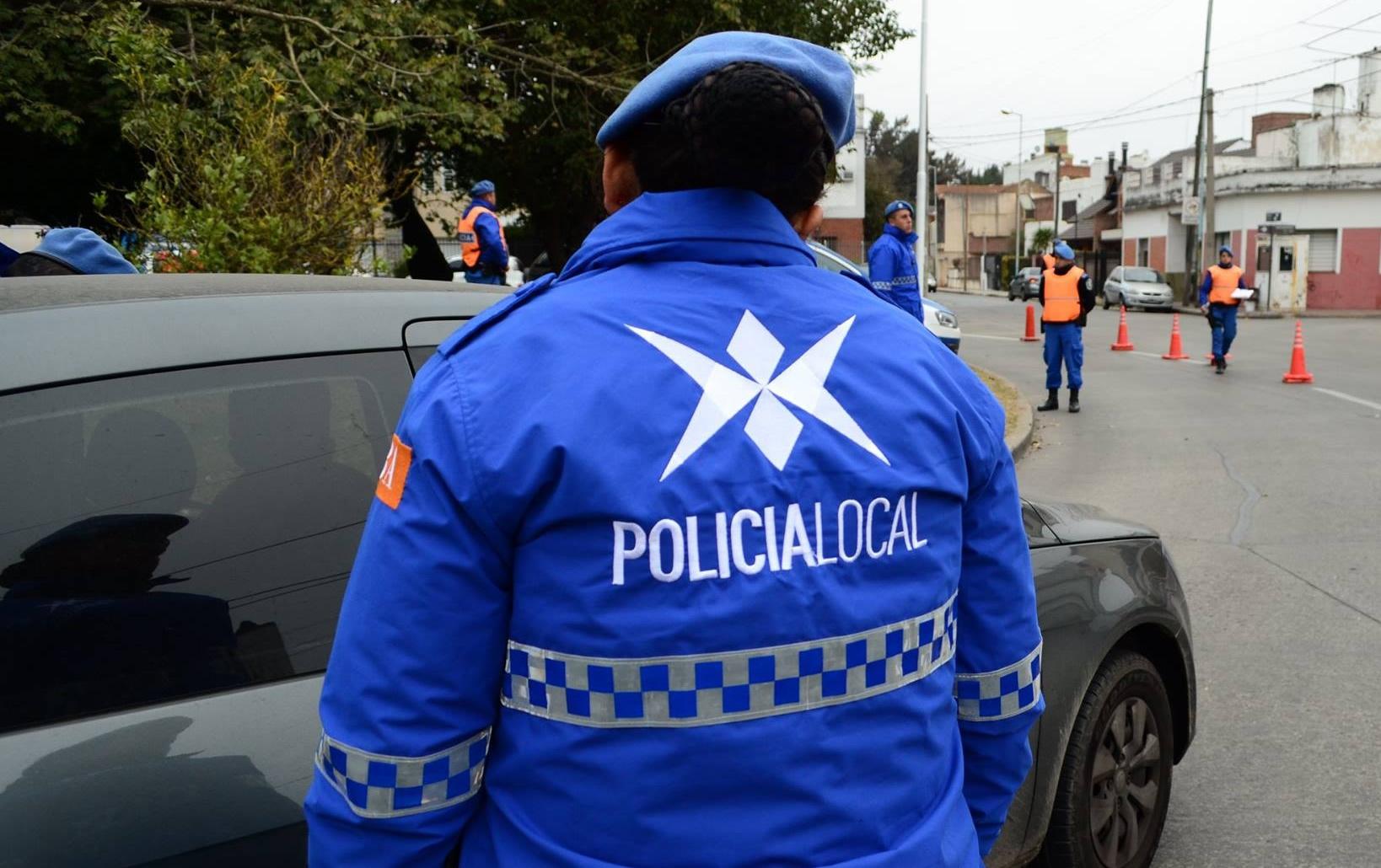 """El jefe de la Policía Local, Javier Villaba, contó cómo está trabajando la fuerza a su cargo y detalló que """"empezó a funcionar hace dos meses"""" en la ciudad, porque previamente los uniformados """"fueron a cubrir el Operativo Sol""""."""