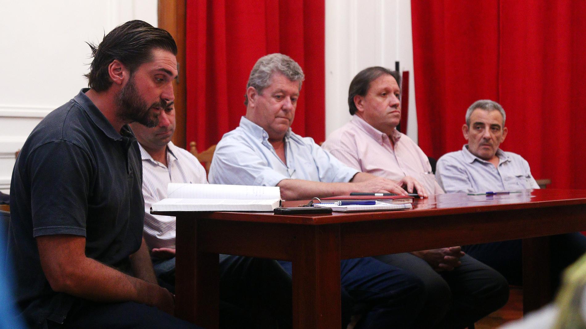 Se realizó el 2 de noviembre la reunión del Consejo Asesor Agropecuario del mes de noviembre en la Municipalidad de Pergamino. Estuvieron presentes autoridades municipales, representantes de instituciones agrarias, delegados, productores agropecuarios, el jefe de Gabinete del Partido de Pergamino Carlos Pérez, y el subsecretario de Asuntos Rurales, Aníbal Figueiras, entre otros.