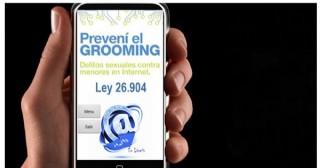 Procesan a un hombre por el delito de grooming