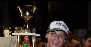 El atleta paralímpico Alexis Chávez es el Deportista de Oro 2019