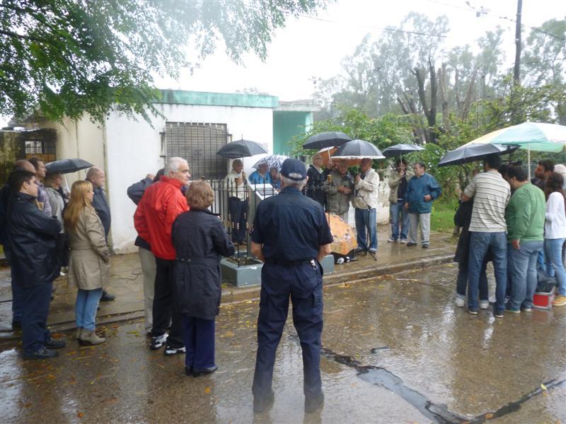 Se cumple un nuevo aniversario de la inundación de 1995 y como todos los años la COSOPPER realiza un acto a las 11 de la mañana de este 7 de abri en el monumento al bombero Fernando Esquivel, quien falleció prestando servicio.