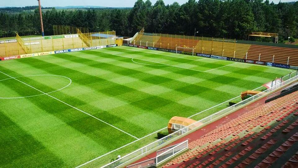 Estadio Miguel Morales: una historia en construcción