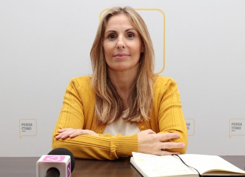 María Martha Perretta, secretaria de Salud comunal.