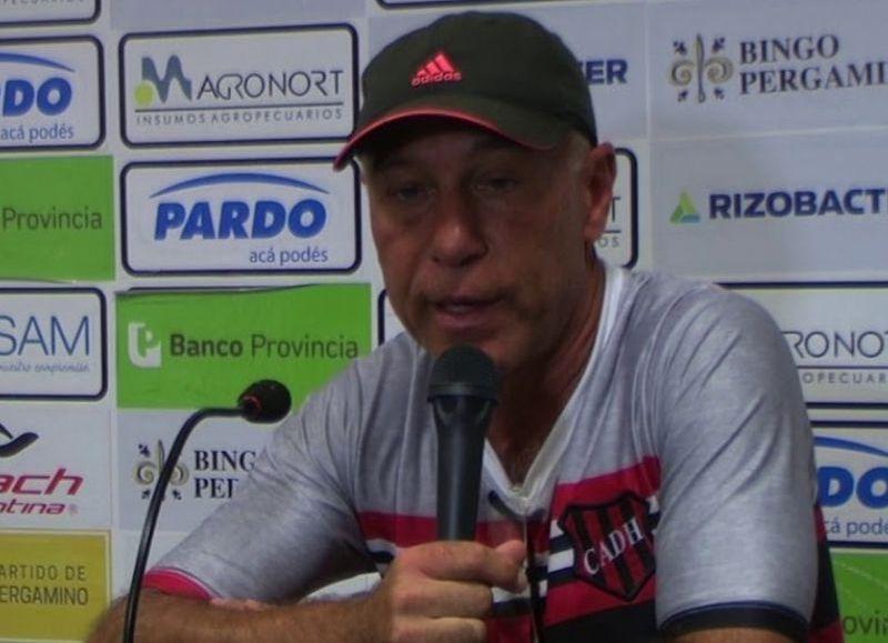 Se fue Sergio Giovagnoli.