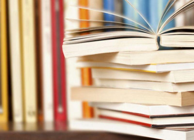 ¡A agarrar los libros!