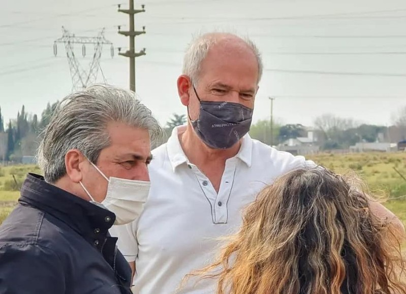 Ignacio Maiztegui, ganador de las PASO.
