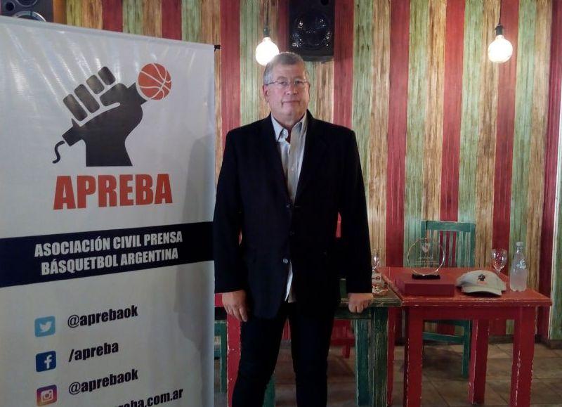 Rubén Muñoz, presidente de la entidad.