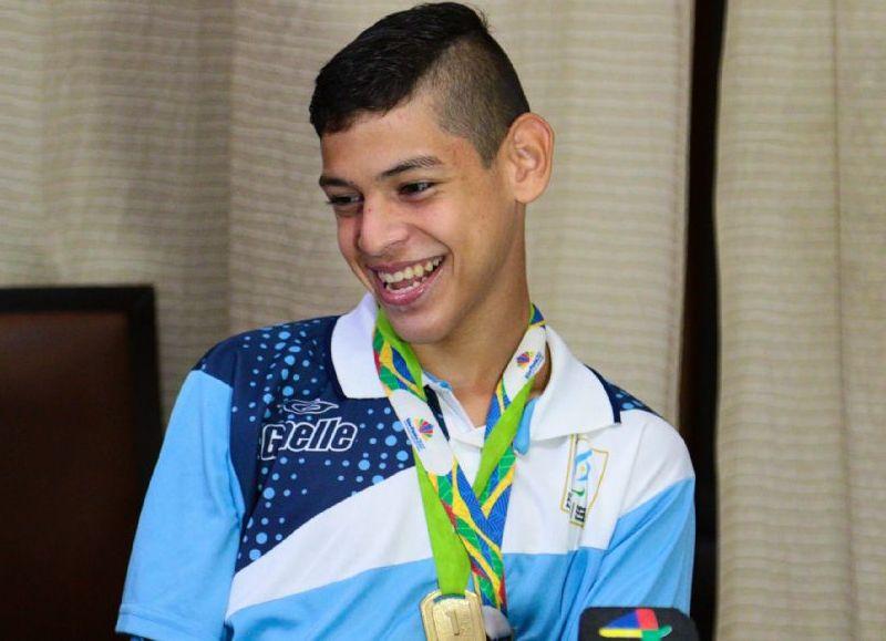 Alexis Chávez encabeza el ranking mundial en 100 metros del Comité Paralímpico Internacional.