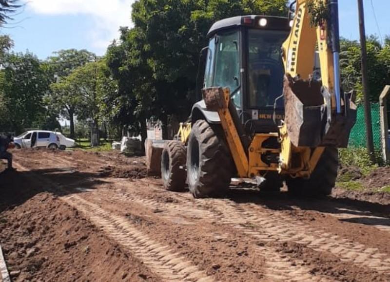 La Municipalidad de Pergamino resaltó las obras que viene llevando a cabo para el beneficio de los vecinos.