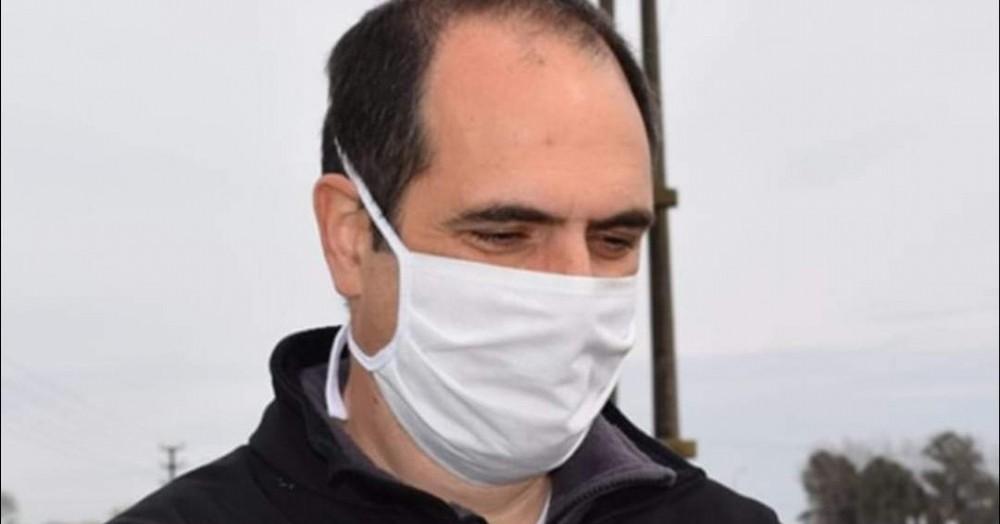 Matías Marcantonio, de Bayer Cono Sur.
