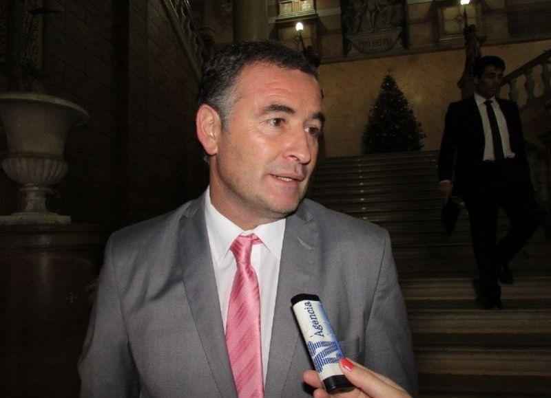 Mauro Poletti, intendente de Ramallo. (Foto: NOVA)