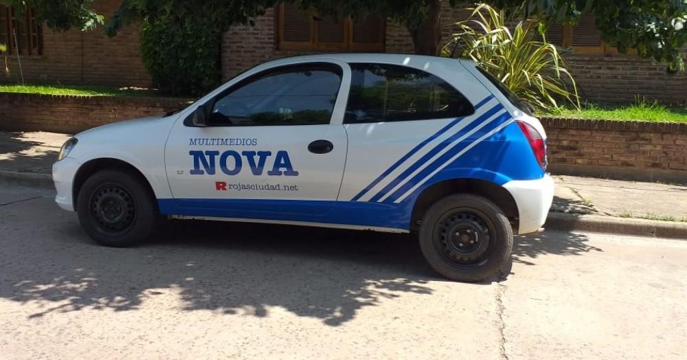 Otro móvil se suma en la vecina localidad de Rojas, recogiendo noticias  minutos a minuto las 24 horas del día
