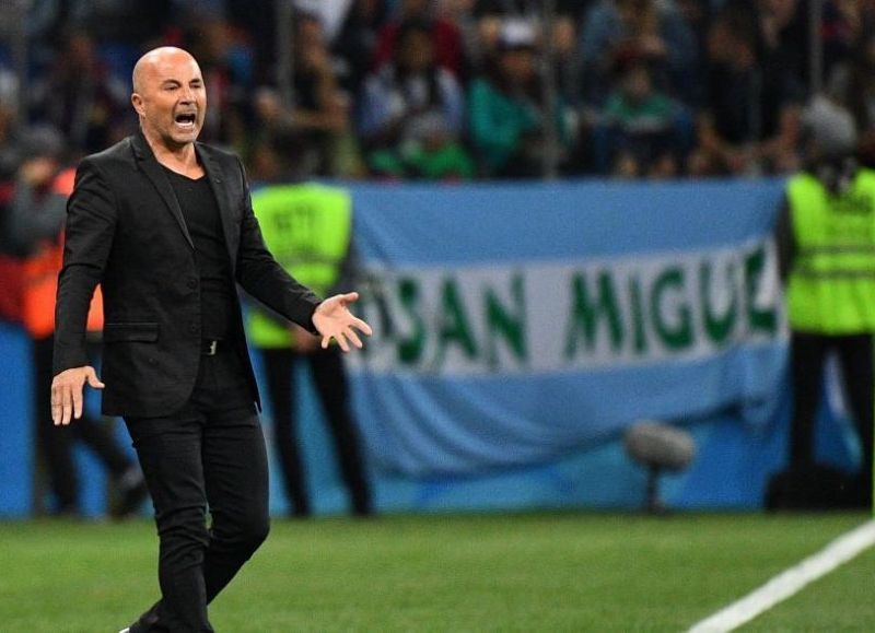 Jorge Sampaoli había sido llamado hace un año a cambiar el rumbo errático de una selección con más dudas que certezas.