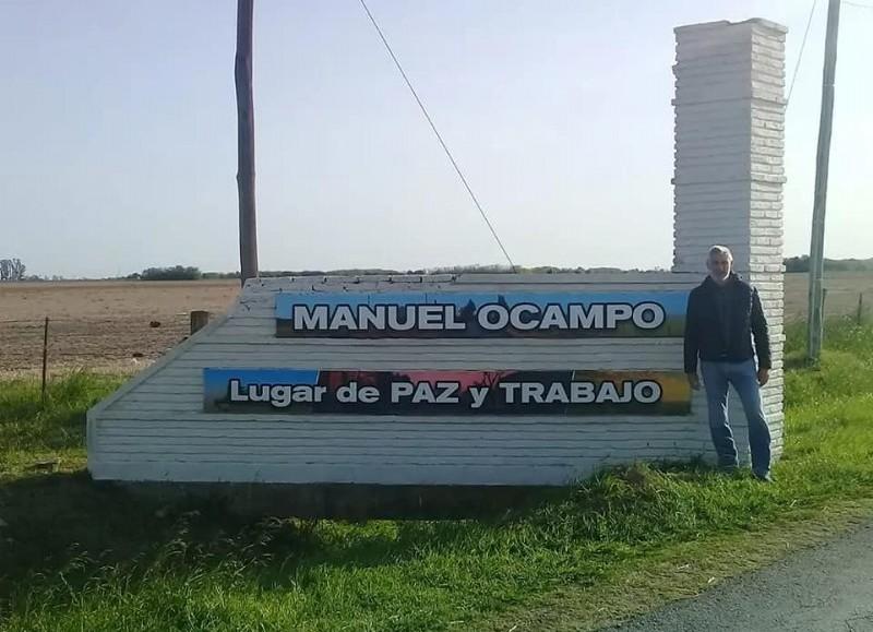 Pedro Rossi, candidato a concejal de Vamos con Vos.