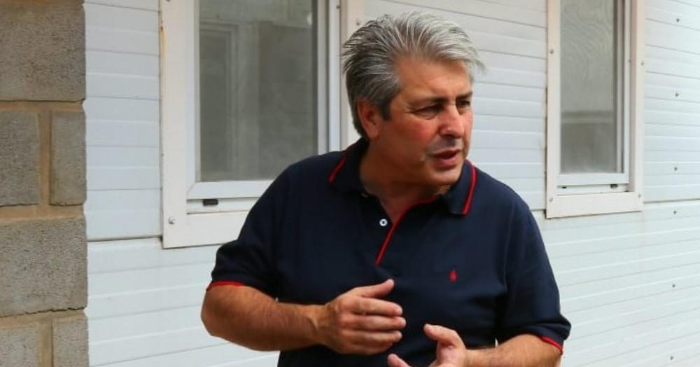 Javier Martínez.