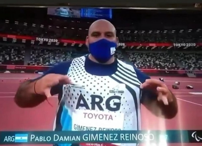 Pablo Giménez.