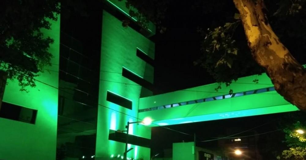 Sanatorio San Martín.
