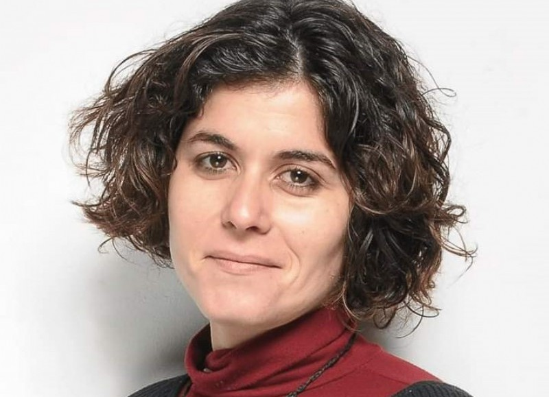 Andrea Melo, concejal de Exaltación de la Cruz.