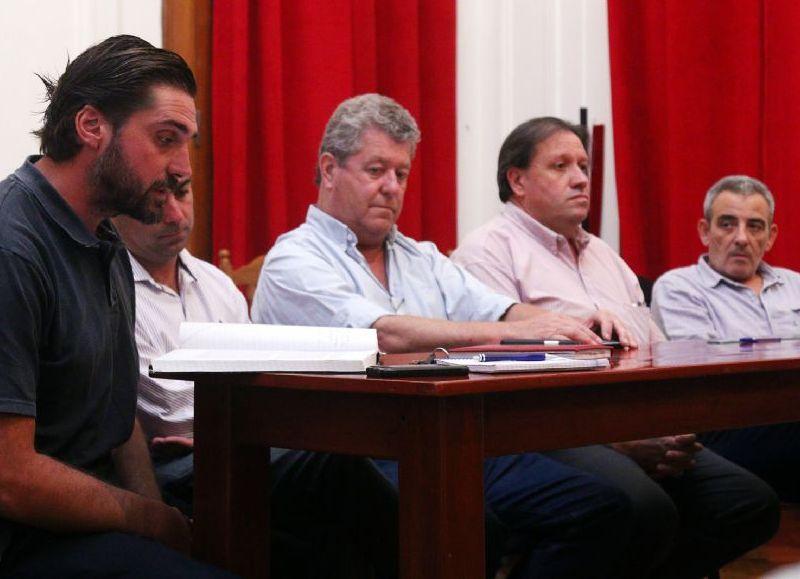 Temas principales de la reunión del Consejo Asesor Agropecuario.