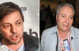 Daniel Arimay y Ricardo Alessandro van por la Intendencia de Salto