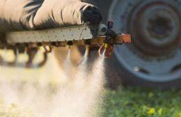 La Justicia ordenó suspender la fumigación con agroquímicos