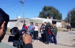 "Agrotóxicos: Tras el fallo judicial, Martínez jura que toma ""agua de la canilla"""