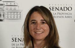 """La senadora bonaerense Flavia Delmonte, de los aportantes """"truchos"""" a subsidios dudosos"""