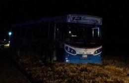 Los vecinos de Salto comenzaron a escuchar diversos rumores sobre un accidente que involucraba a un micro con destino a Rosario.