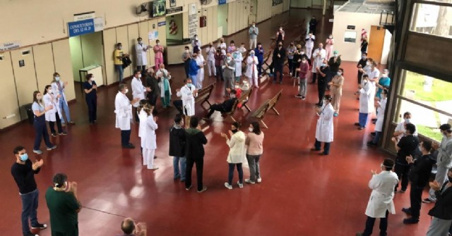 En plena pandemia, arde el hospital San José: fuerte cruce entre los médicos y el directorio