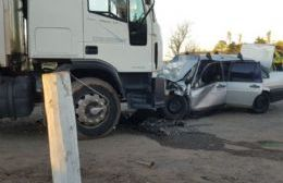 Accidente fatal en Ruta 8 y 191