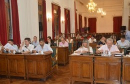 Nuevo debate en el Concejo Deliberante con ocho expedientes